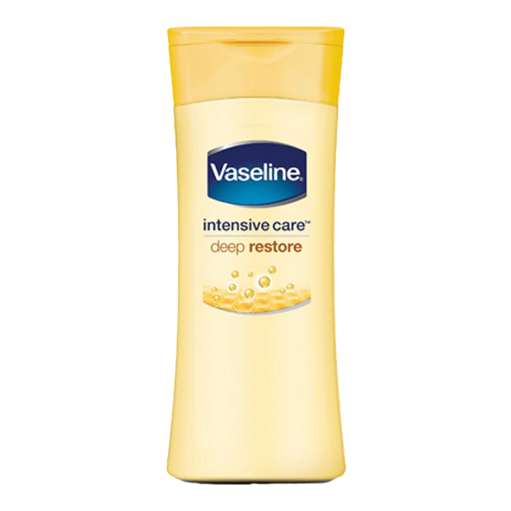 Alfatah Household Essentials Vaseline Lotion Intensive Care Deep Restore 100 ml