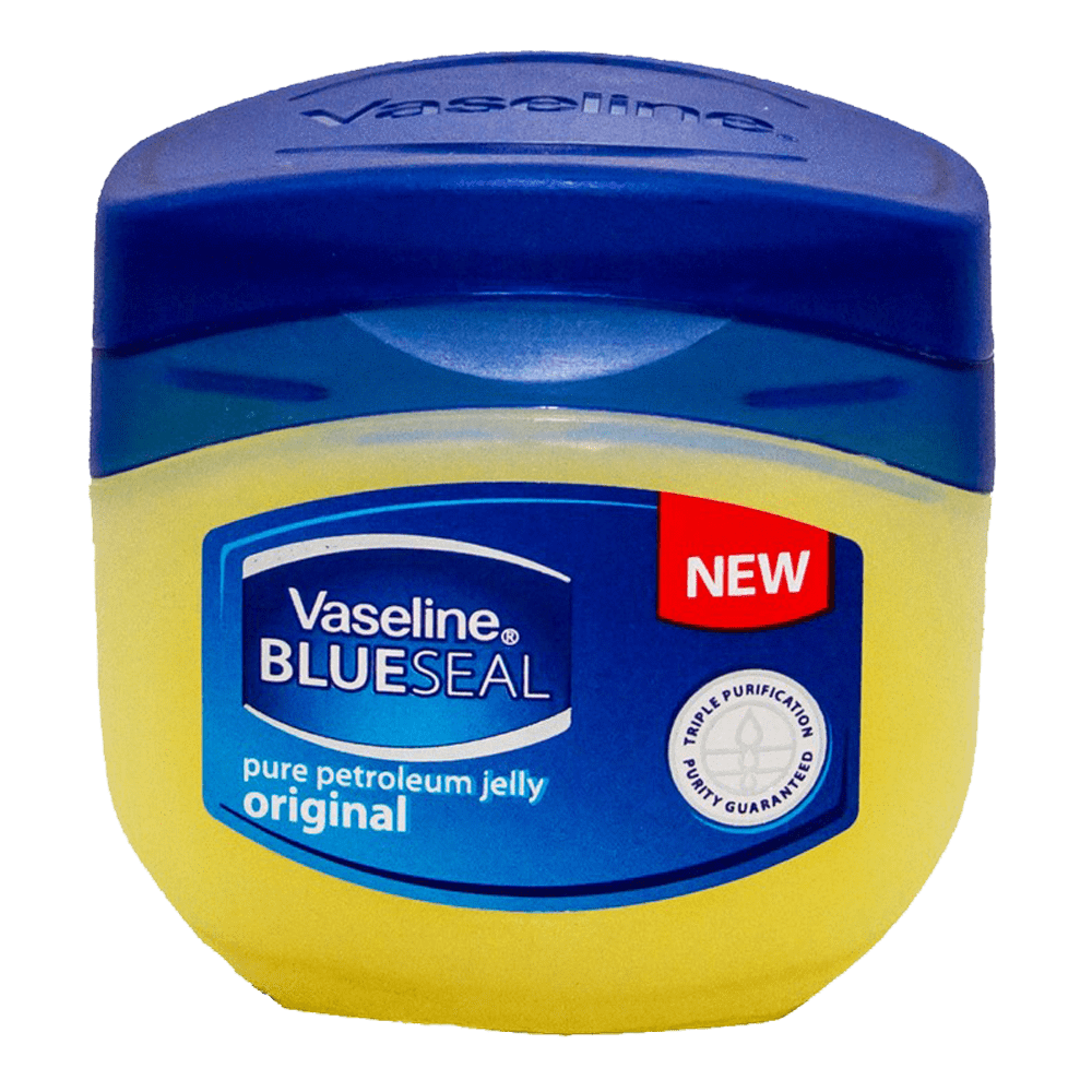 Alfatah Household Essentials Vaseline Petroleum Jelly Skin Protection Blue Seal Original