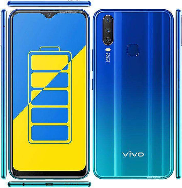 Vivo Mobile Phone Vivo Y15 Dual Sim (4G, 4GB RAM, 64GB ROM) With 1 Year Official Warranty