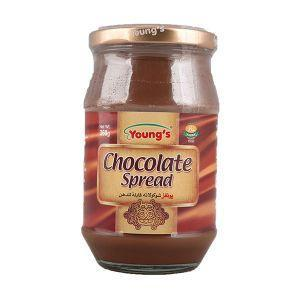 PMART.PK-PAKISTAN MART- ONLINE GROCERY STORE BAKERY ITEMS, JAM & PICKLE Youngs Chocolate Spread 600g