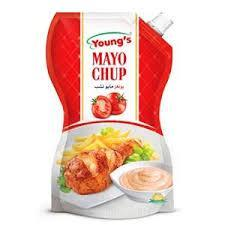 PMART.PK-PAKISTAN MART- ONLINE GROCERY STORE JAM & PICKLE Youngs Mayo Chup 200ml