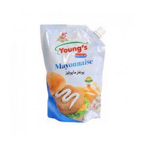 PMART.PK-PAKISTAN MART- ONLINE GROCERY STORE JAM & PICKLE Youngs Mayo Reg 200ml