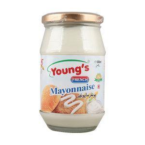 PMART.PK-PAKISTAN MART- ONLINE GROCERY STORE BAKERY ITEMS, JAM & PICKLE Youngs Mayo Reg jar 300ml