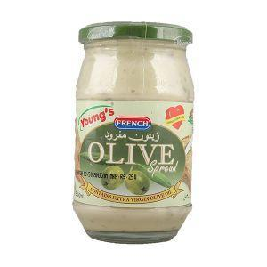 PMART.PK-PAKISTAN MART- ONLINE GROCERY STORE BAKERY ITEMS, JAM & PICKLE Youngs Olive Spread 300g