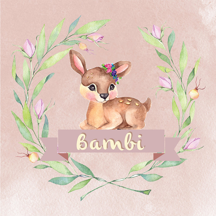 Bambi Party Package - Pack of 12
