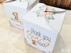 Bear Large Party Box - Pack of 12