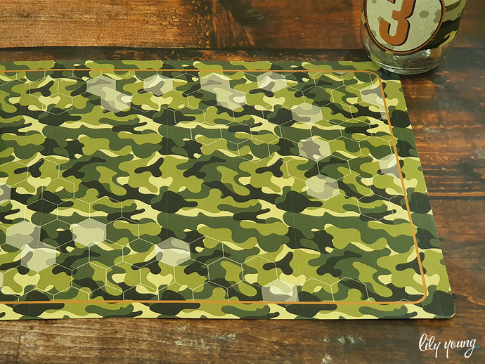 Camo Underplate - Pack of 12