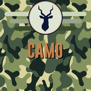 Camo Party Package - Pack of 12