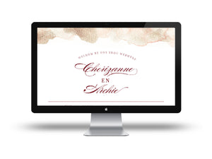 Cherizanne Website