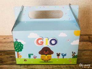 Hey Duggee Party Boxes - Pack of 12