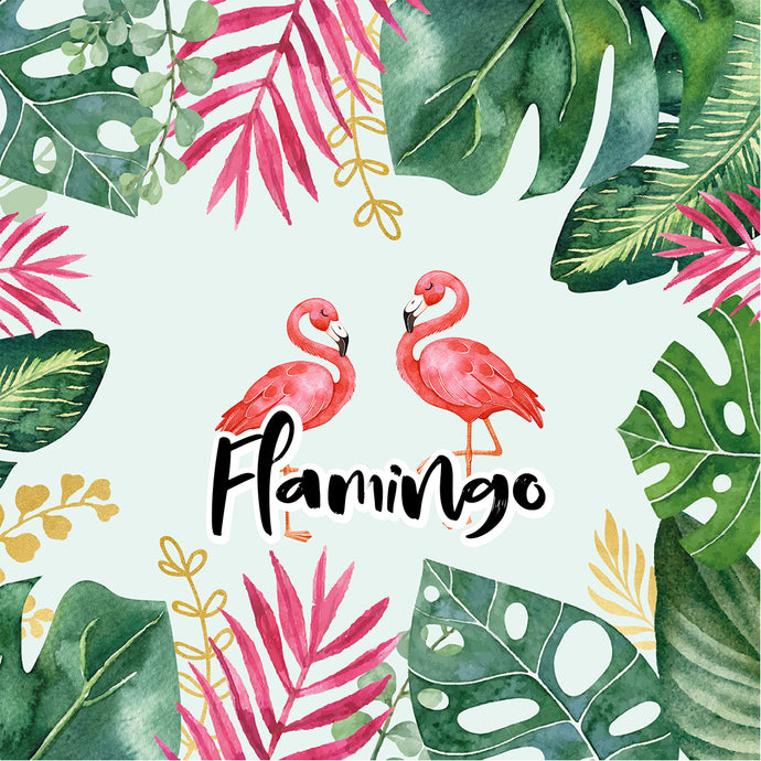 Flamingo Party Package - Pack of 12