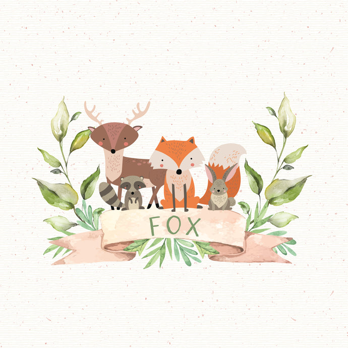 Fox Party Package - Pack of 12