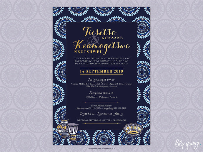 Kea E-Invitation