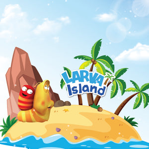 Larva Island Party Package - Pack of 12