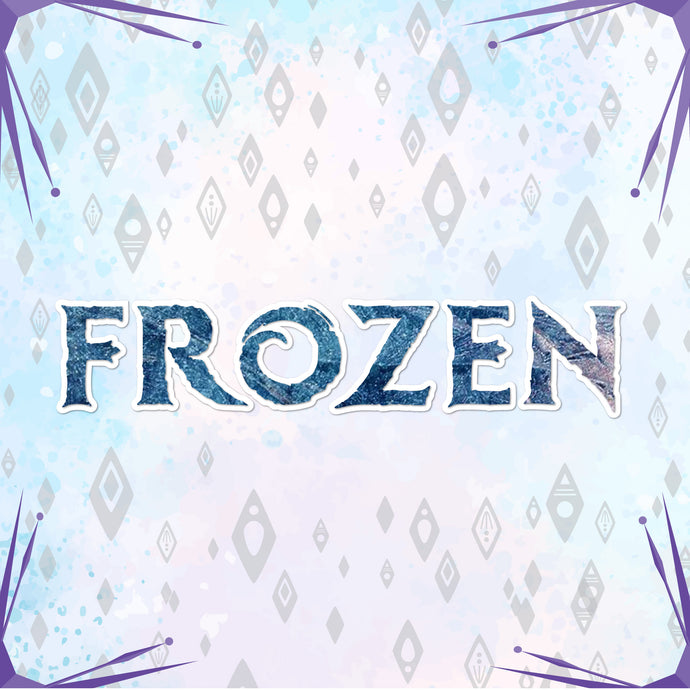 Frozen Party Package - Pack of 12