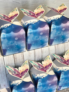 Mermaid Party Boxes - Pack of 12