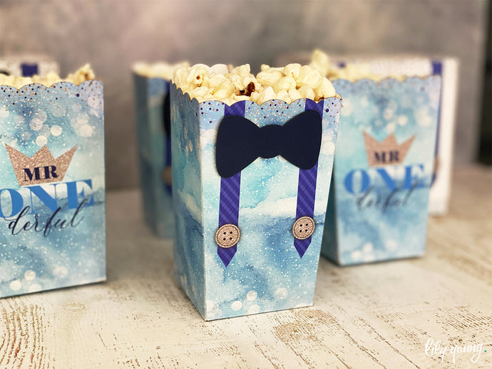 Mr Onderful Popcorn box - Pack of 12
