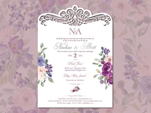 Nadine E-Invitation