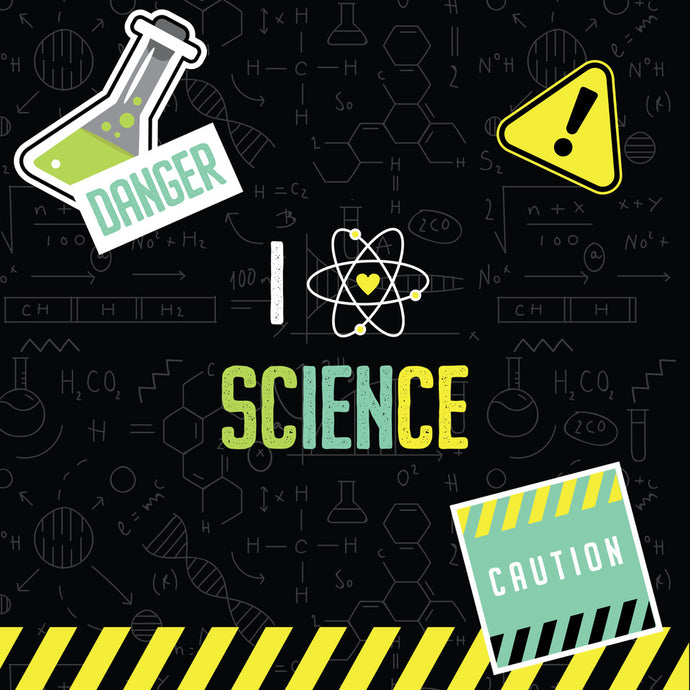 Science Party Package - Pack of 12
