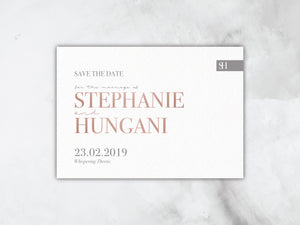 Stephanie E-Save the date