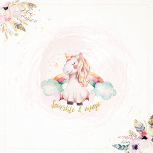 Unicorn Party Package - Pack of 12