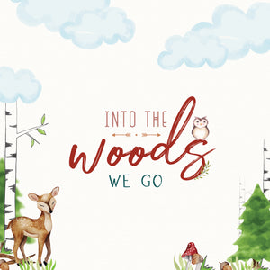 Woodlands Party Package - Pack of 12