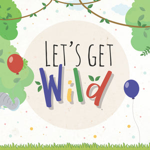 Safari Party Package - Pack of 12