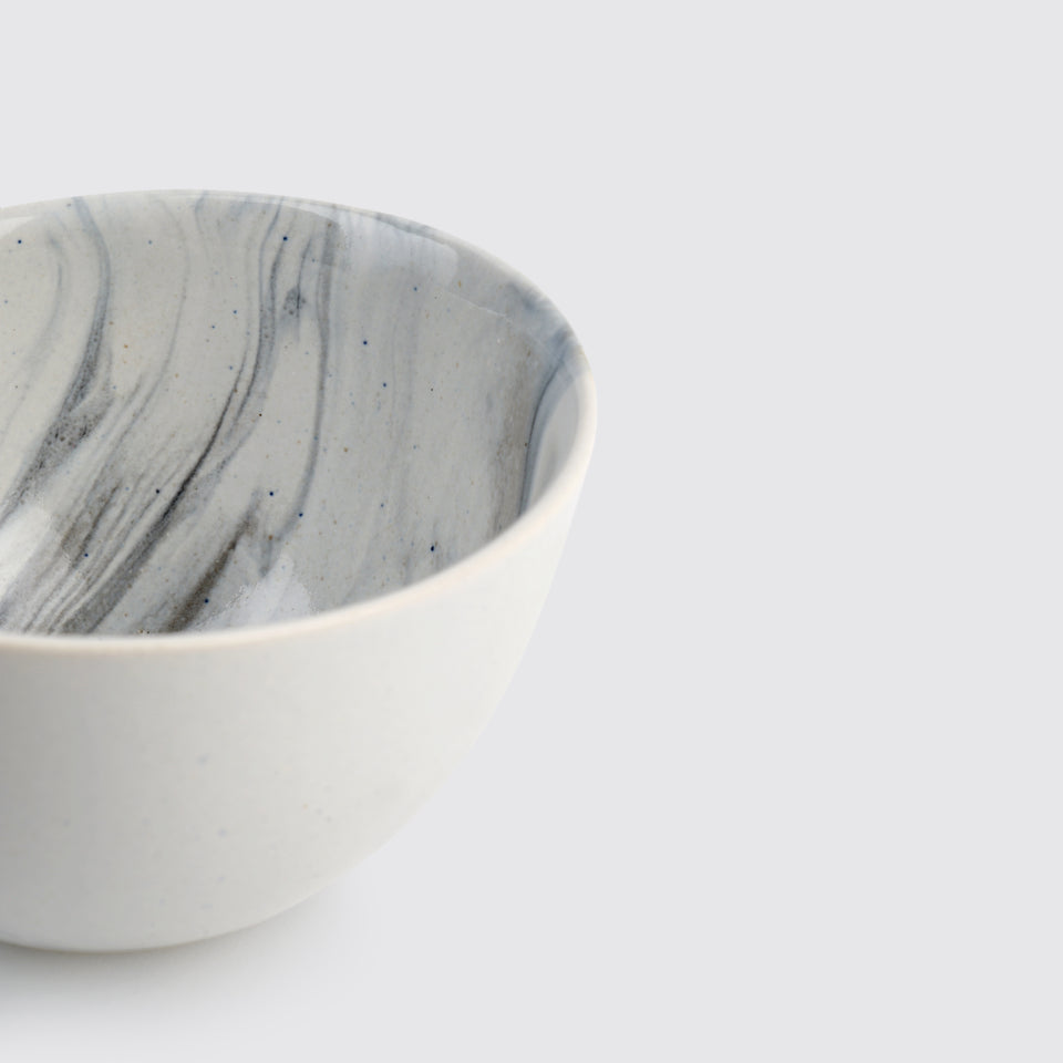 The Confluence Small Bowl <span><br> Monsoon Grey </span>