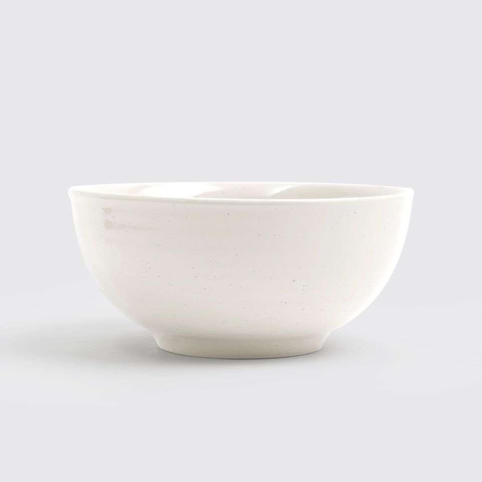 The Ganga Serving Bowl <span><br> Ivory </span>