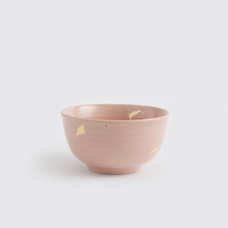 The Ganga Small Bowl <span><br> Old Rose </span>