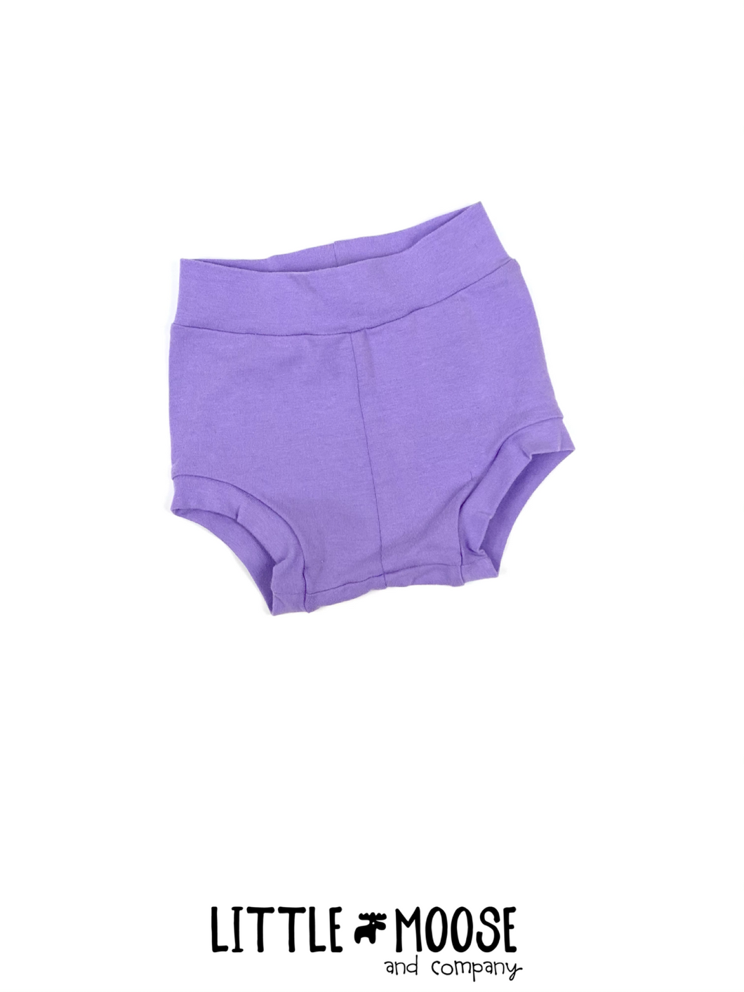 Slim fit bummie - 12m ~ solid purple