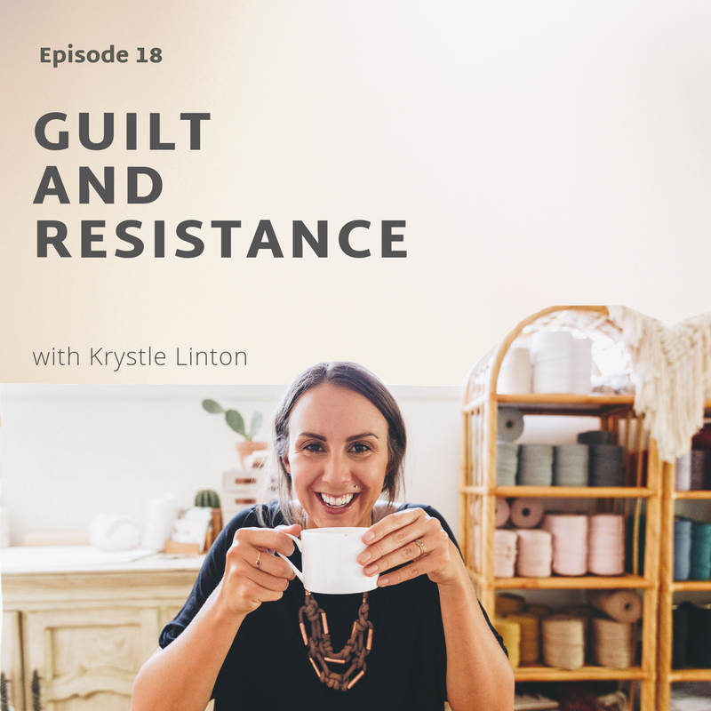 Guilt And Resistance