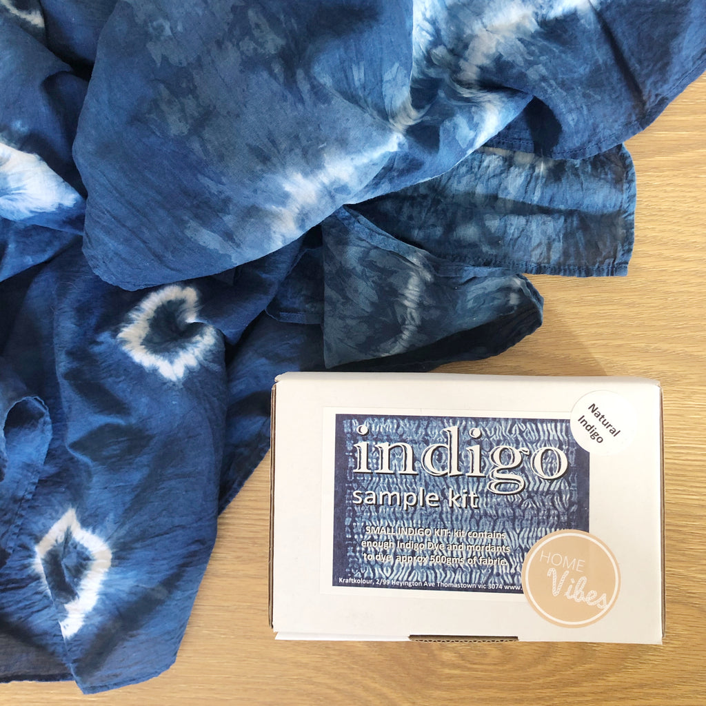 Shibori DIY kit