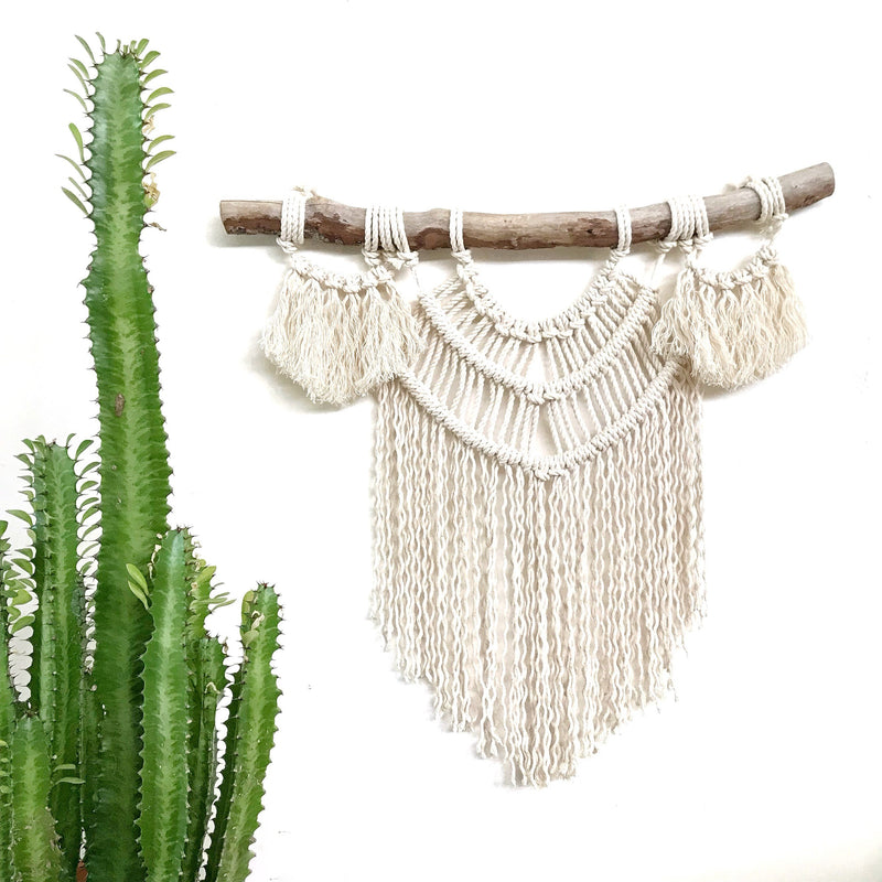 "Beginner Friendly ""Luna"" Macrame Pattern"