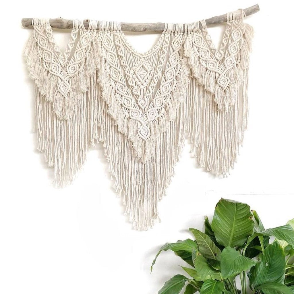 "Intermediate - Advanced ""Insight"" Macrame Pattern"