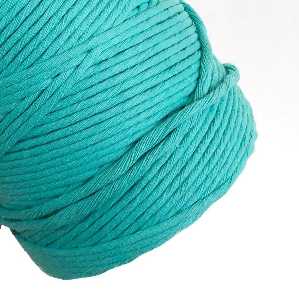 TROPICAL Coloured Macrame Cord 4mm 1kg