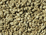 Vietnamese Green Coffee Bean
