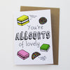 Allsorts of lovely