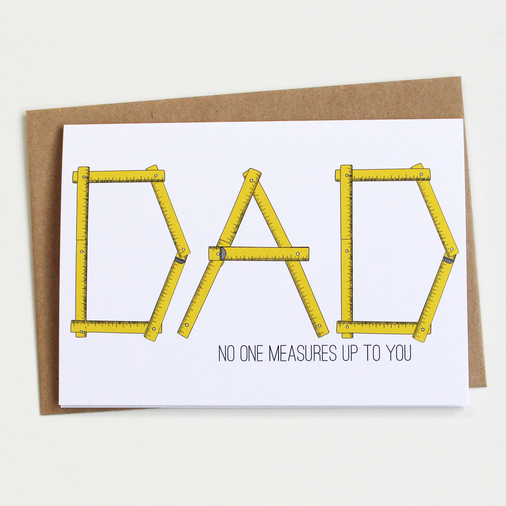 Measure- Dad