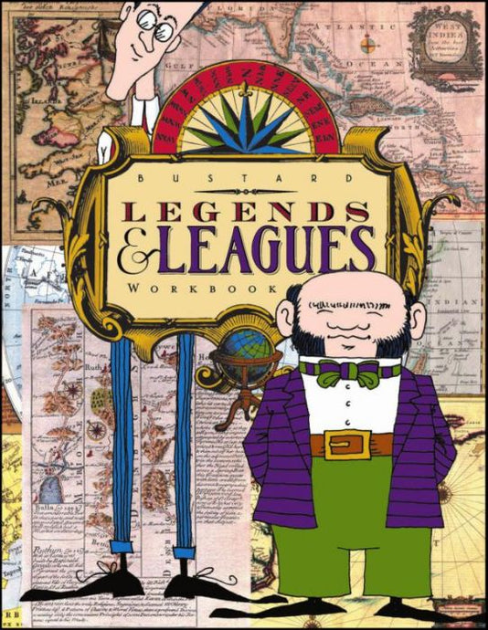 Legends and Leagues Workbook (Used - Like New)
