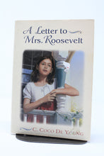 Load image into Gallery viewer, A Letter to Mrs. Roosevelt - De Young (Used-Good) - Little Green Schoolhouse Books