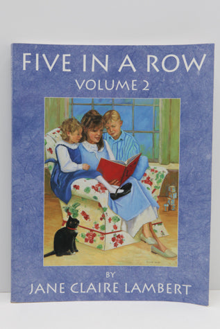 Five In A Row Volume 2 (Used-Like New) - Little Green Schoolhouse Books