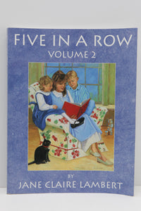 Five In A Row Volume 2 (Used-Good) - Little Green Schoolhouse Books