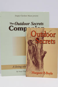 Outdoor Secrets and Outdoor Secrets Companion Set (Used) - Little Green Schoolhouse Books