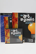 Load image into Gallery viewer, The Art of Argument Program (Partial) (Used-Like New) - Little Green Schoolhouse Books