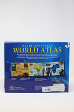 Load image into Gallery viewer, Slide and Discover: World Atlas (Used-worn/acceptable) - Little Green Schoolhouse Books