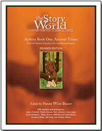 The Story of the World - Activity Book One: Ancient Times (Used) - Little Green Schoolhouse Books