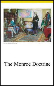 Veritas Press History Cards: 1815 to Present Monroe Doctrine to Present Day America (laminated)(used) - Little Green Schoolhouse Books