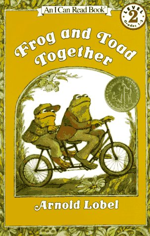 Frog and Toad Together (Used) - Little Green Schoolhouse Books