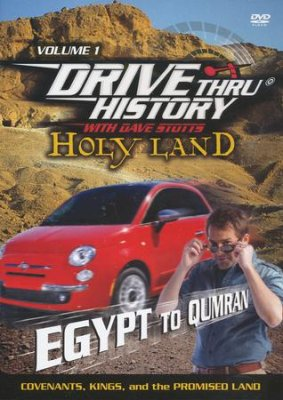 Drive Thru History with Dave Stotts - Holy Land Egypt to Qumran (Covenants, Kings, and the Promised Land) (New) - Little Green Schoolhouse Books